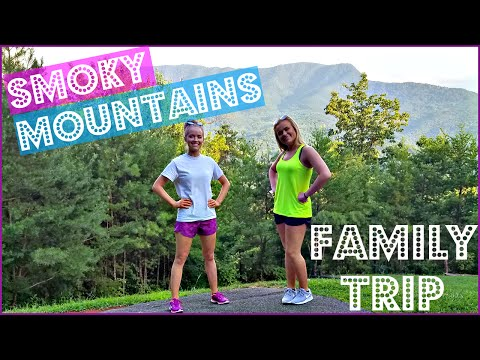 VLOG: TRIP TO THE SMOKY MOUNTAINS!