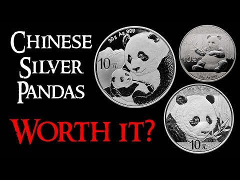 Are Chinese Silver Pandas Worth The Premium?