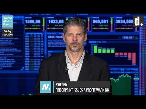NMN 2017-09-22 Fingerprint issues profit warning