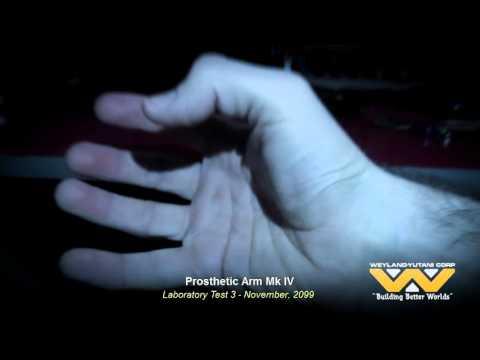 Robotic Arm Sound Design