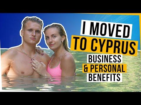 Living in Cyprus as a digital Entrepreneur
