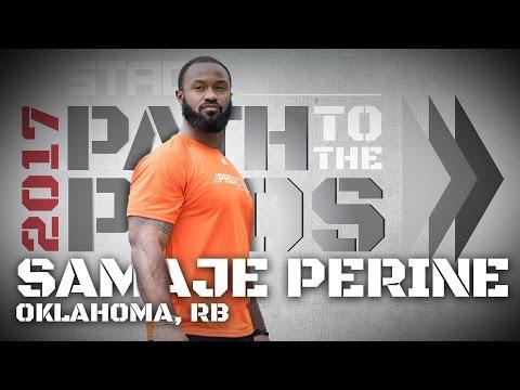 2017 Path to the Pros: Samaje Perine, Oklahoma RB