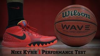 Nike Kyrie 1 Performance Test