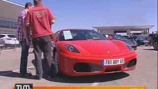 Des voitures de luxe aux enchères (Saint-Priest)
