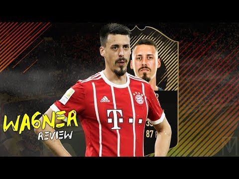 FIFA 18 - INFORM WAGNER (84) PLAYER REVIEW