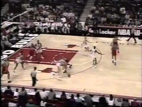 NBA Action Top 10 Assists 1994-95