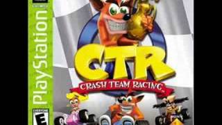 crash team racing - papu