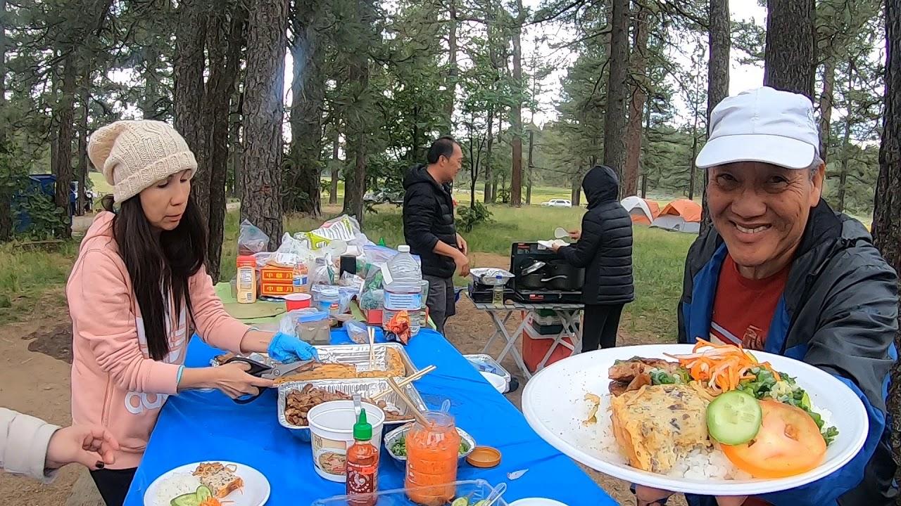 Thiennho - Laguna Mountain Campground in San Diego ...