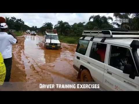 TGS Training - Liberia PIH (Partners in Health) - Road Safety and Driver training 2015