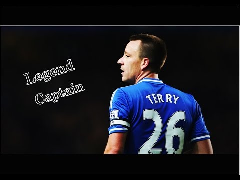 John Terry - The Legend and Captain - Tribute