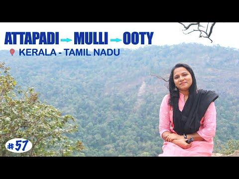 കോശി പറഞ്ഞ മുള്ളി വഴി ഊട്ടിക്ക് പോയപ്പോ || Attapadi Mulli Ooty Travel Route || Ooty ||Safnas Records