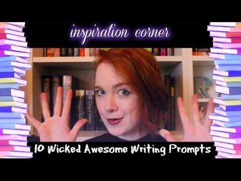 10 Rad Writing Prompts Rachel Found On Her Computer