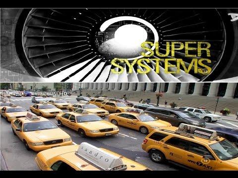 New York | Supersystémy - Newyorské taxíky | CZ (HD)