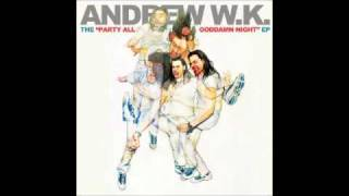 andrew wk - i sold my soul *LYRICS*