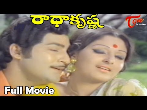 Radha Krishna Full Length Telugu Movie | Sobhan Babu, Jaya P