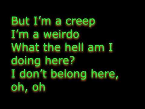 Creep Radiohead - Acustico Karaoke