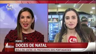 CMTV em Direto (2º) na Doce Alto - 24-12-2018
