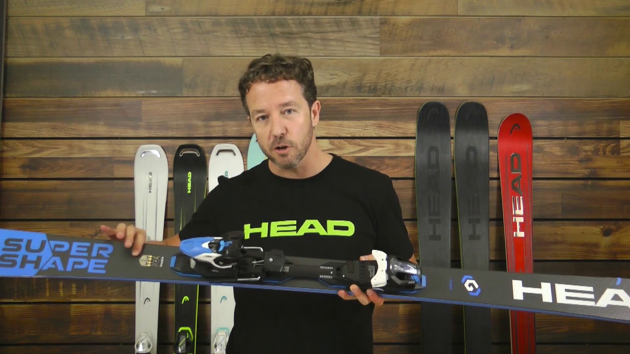 The supershape i. Titan from head makes a great ski for aggressive frontside skiers looking to carve medium radius turns on the frontside of the mountain.