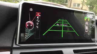 "Замена штатного ССС экрана на Android 10.25"" тач-скрин на BMW X5 E70"