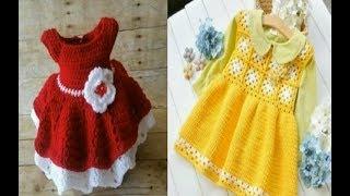 Детские платья крючком. Идеи для вдохновения.