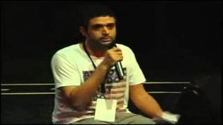 Road less traveled: Danish Aslam at TEDxSIBMBangalore