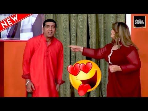 ZAFRI KHAN KI YAKIYAN - New Stage Drama Best Comedy Clip 2019 ||Very Funny😂