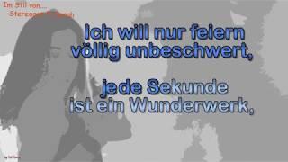 Stereoact  - Wunschkonzert - ft.  Sarah Instrumental