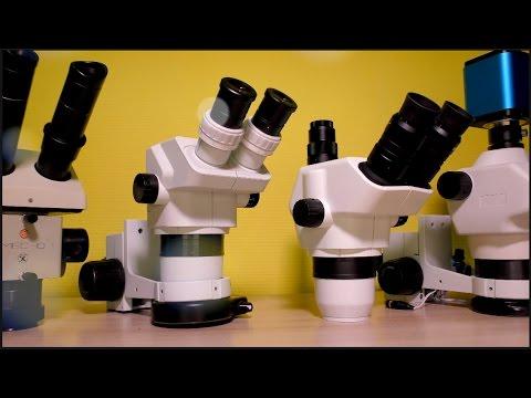Выбираем Микроскоп для Сервиса. 4k