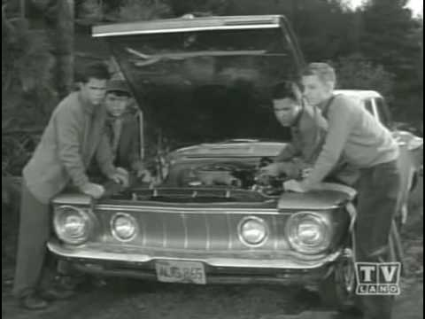 Leave It To Beaver   S05E26   Lumpy's Car Trouble