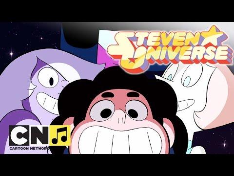 """""""Стивън Вселенски"""" ♫ Начална песен 2 ♫ Cartoon Network"""