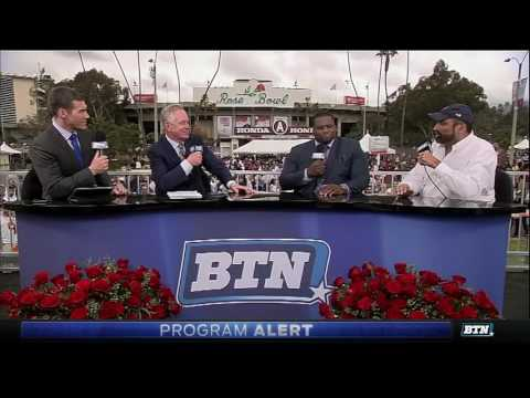 Franco Harris Talks Penn State, Rose Bowl