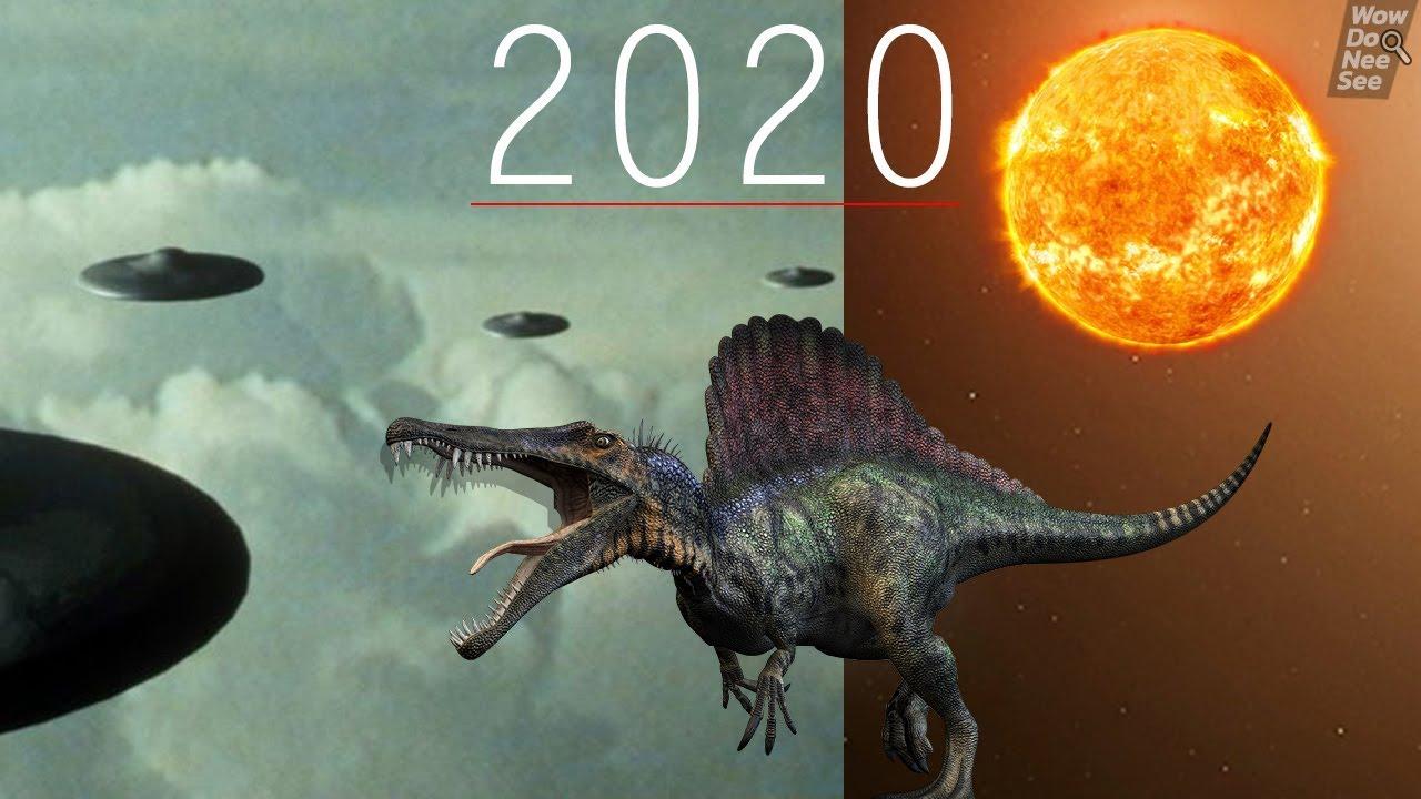 เรื่องเซอร์ไพรส์ 2020 ที่ไม่คาดคิด เหนือการคาดเดาเข้าไปทุกที !!