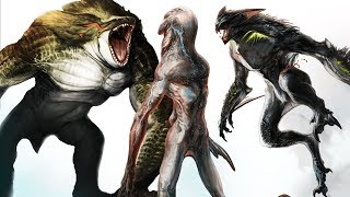 The Isle - 3 GOD LIKE CREATURES coming to THE ISLE, Neuro Mastermind, Tisso Reaper, Hypo Colossus