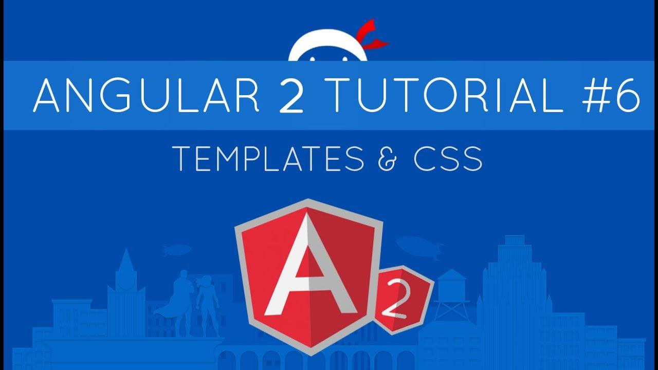 angular 2 tutorial point