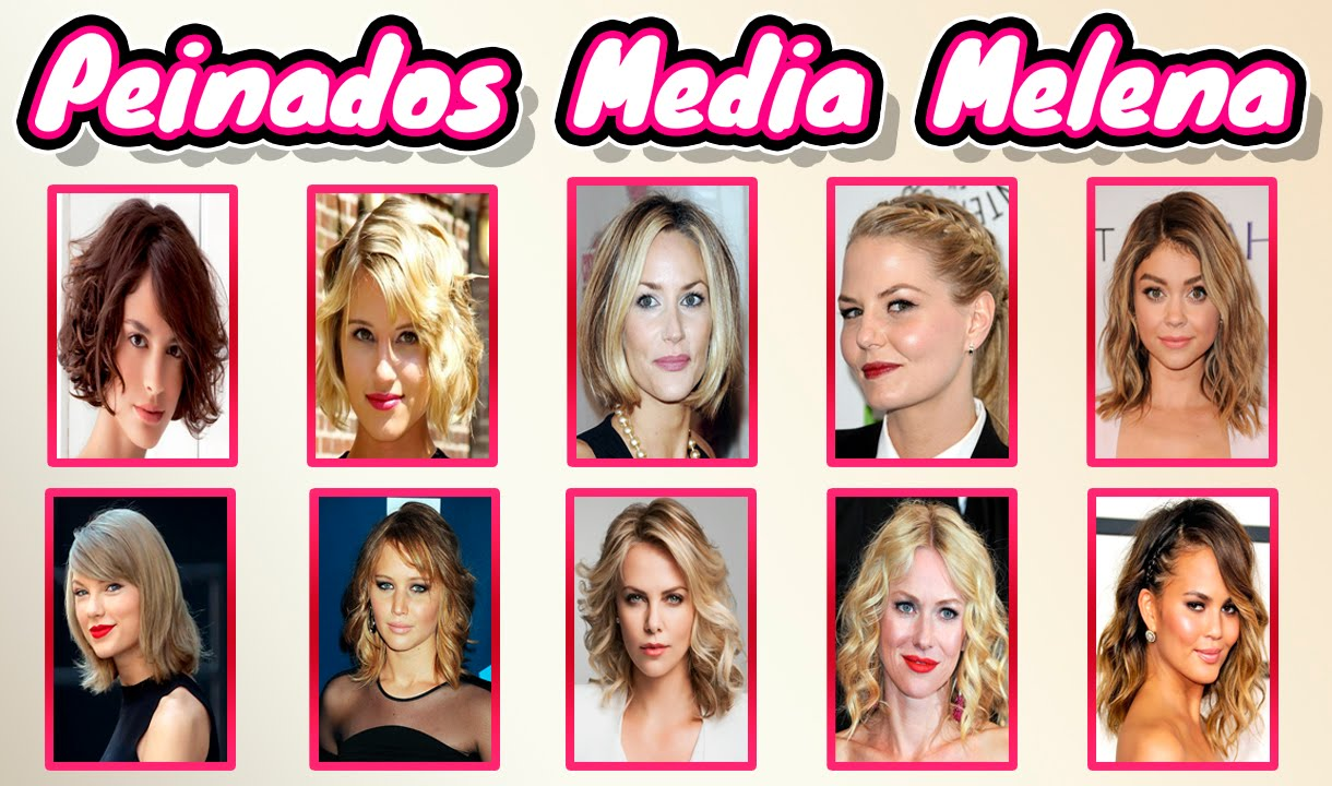 peinados para media melena peinados para cabello corto peinados pelo corto peinados fciles youtube