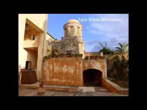 Crete Greece 2016 holidays the most beautiful places and monuments