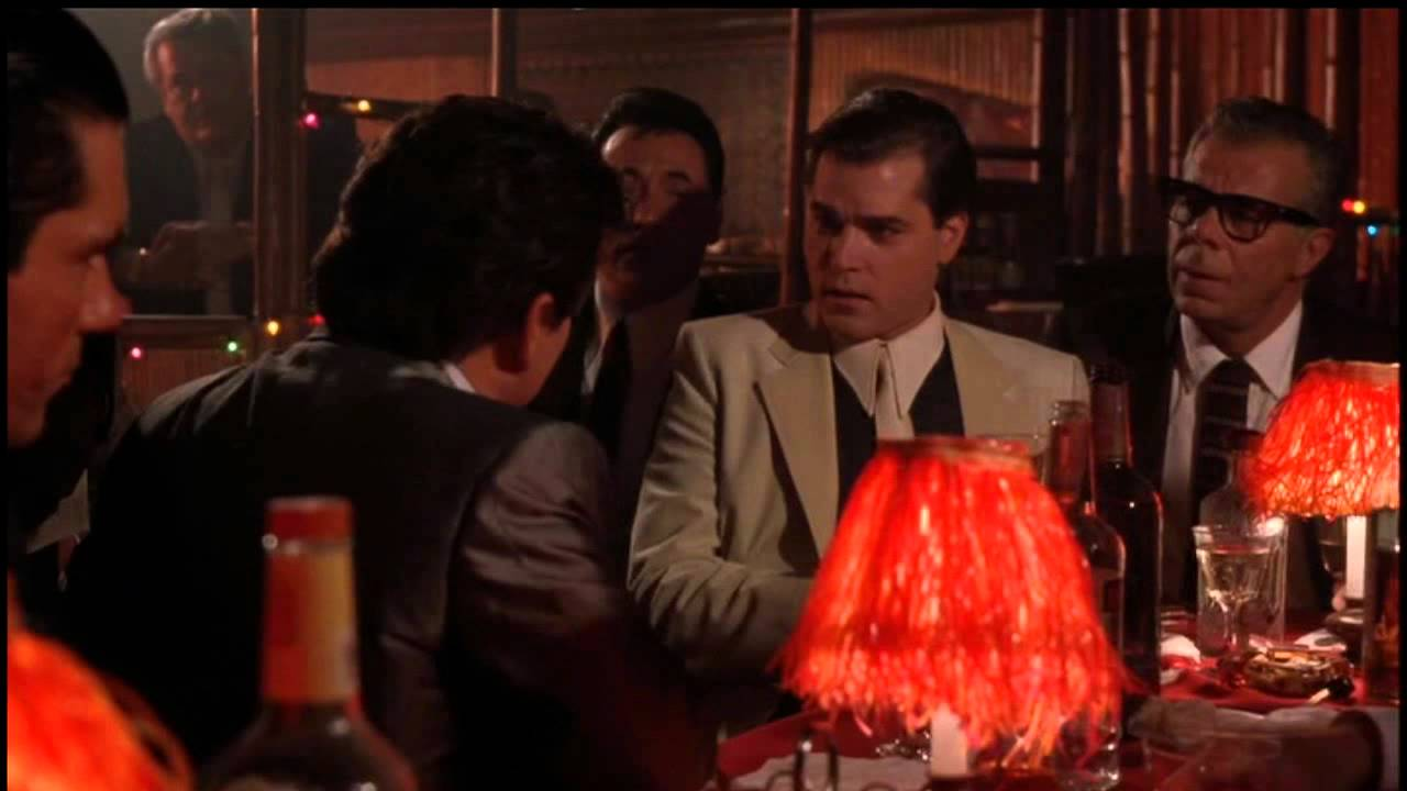Image result for goodfellas funny guy scene
