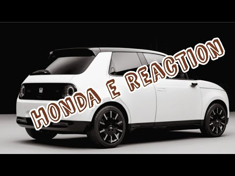 Honda e reaction