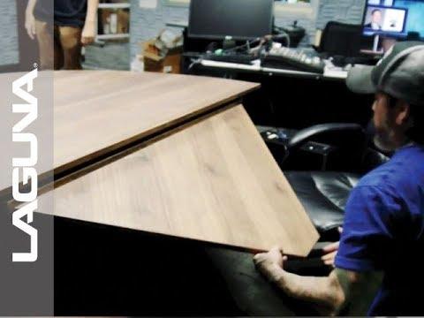 Making a Studio Desk with Wesley November