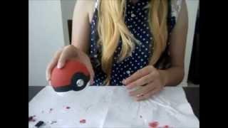 How To Make a CHEAP & EXACT Pokeball!