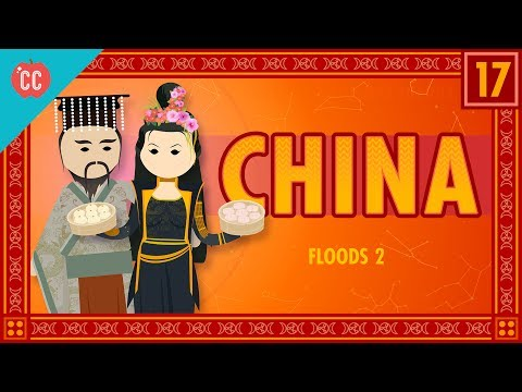 Yu the Engineer and Flood Stories from China: Crash Course World Mythology #17