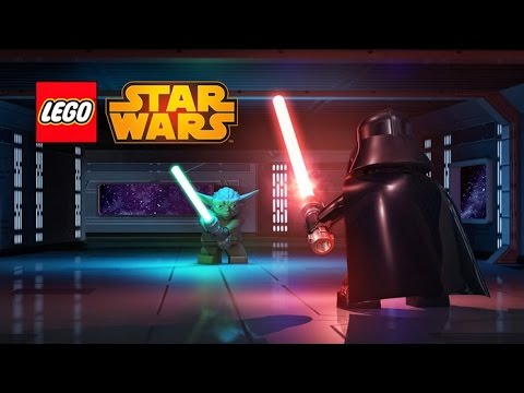 The New Yoda Chronicles – Star Wars – Lego