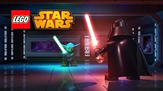 LEGO Star Wars: The New Yoda Chronicles - Gameplay