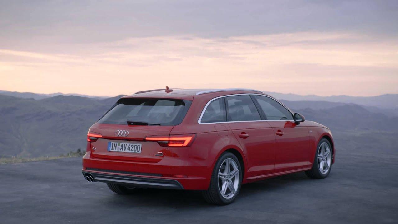 2016 Audi A4 Avant - Footage - YouTube