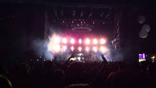 The Chemical Brothers live Musilac 2011 Superflash
