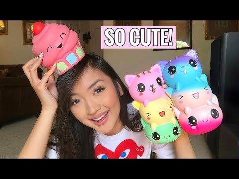 CRAZY CUTE SQUISHY PACKAGE! (OnlySweetCafe)