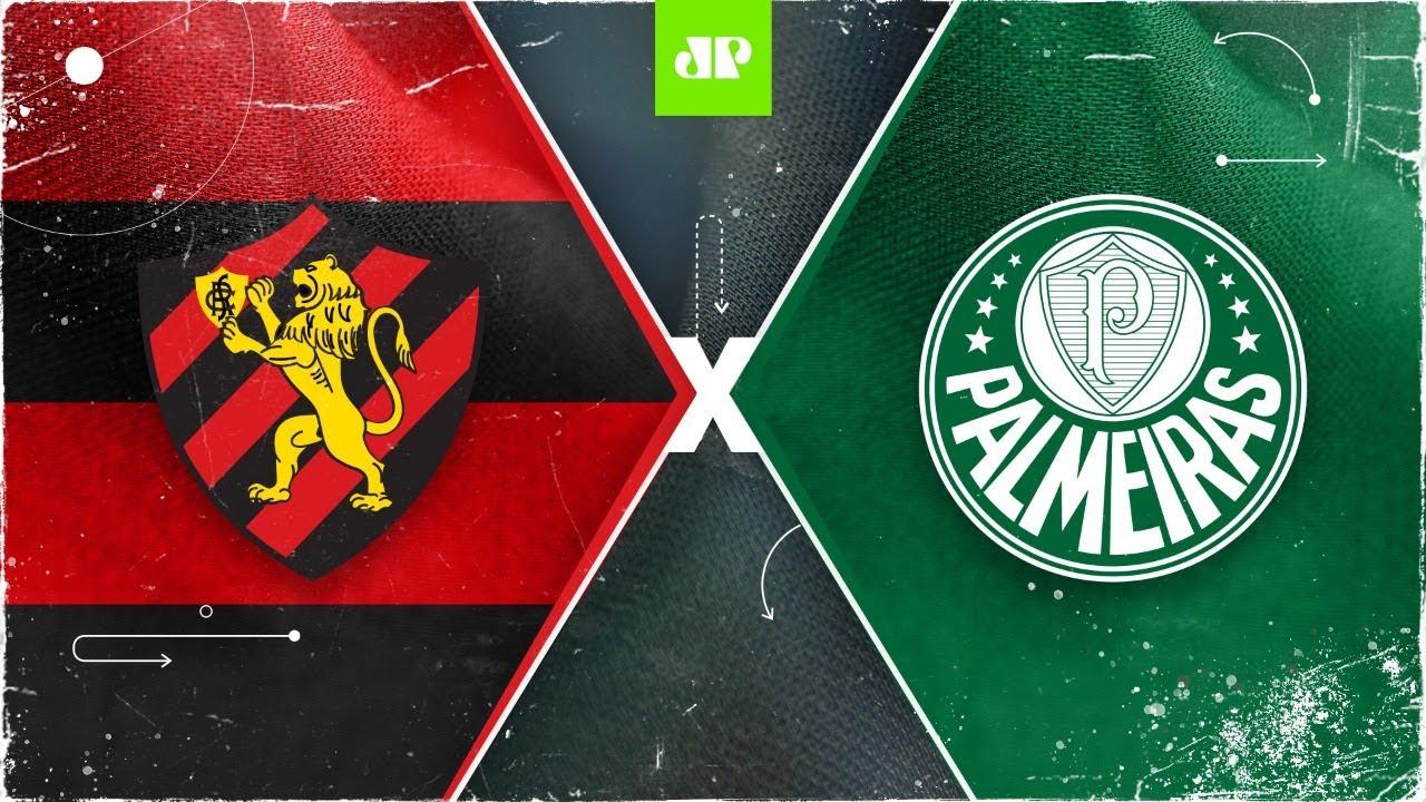 Sport x Palmeiras - AO VIVO - 09/01/2021 - Brasileirão - YouTube