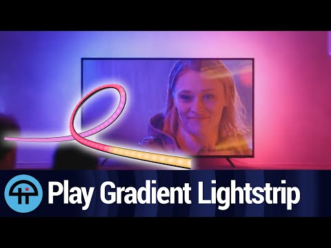 Philips Hue Announces Gradient Lightstrip for TV Syncing