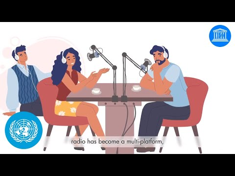 New World, New Radio (World Radio Day 2021 official video) - February 13