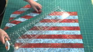 Download Video How to make Half Square Triangles - fast, easy and accurately! MP3 3GP MP4